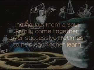 Soul Groups & Soul Families