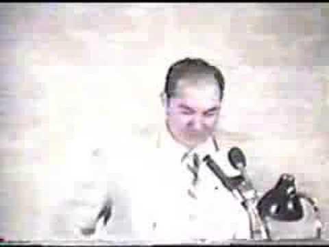 William Cooper U.F.O cover up lecture 1/10