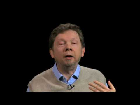 "Eckhart Tolle, ""The Current Economy"""