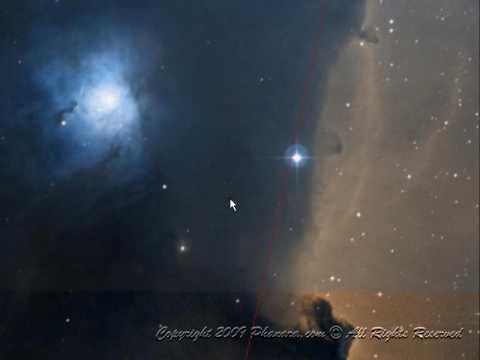 Object near Orion's Belt