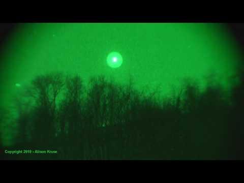 ufo light 2012