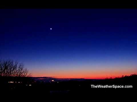 UFO Spiral in the sky
