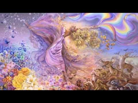 ♥The King of the Elementals speaks for the first time to humanity ♥ Part 1 of 3