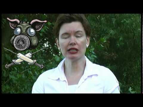URGENT: Jane Bürgermeister - The Turning Point - WeAreChange Austria - Vienna, 08/04/2010