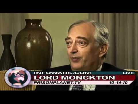 Lord Monckton on Global Warming Hoax
