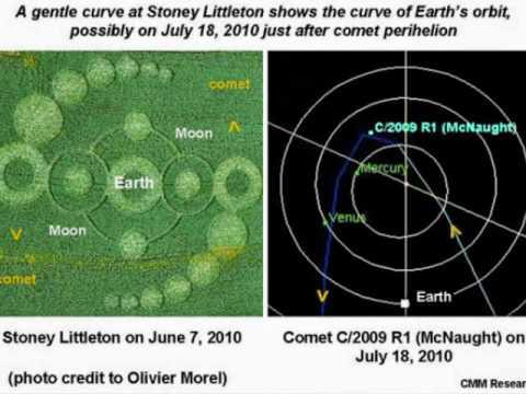 Crop circle mysteries - June 2010 (1/2)