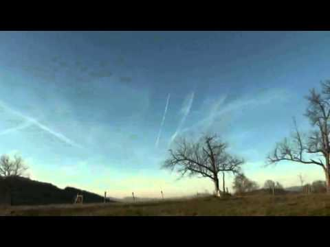 Chemtrails cleaning by  Orgone Androids