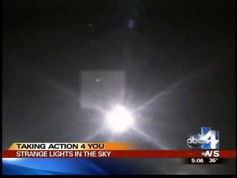 UFO above Utah County - ABC 4.com - Utah News January 2011