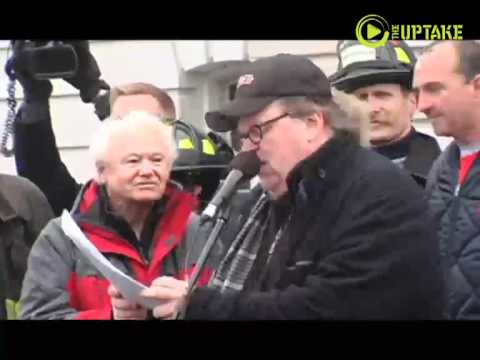 Full Video-Michael Moore In Madison WI