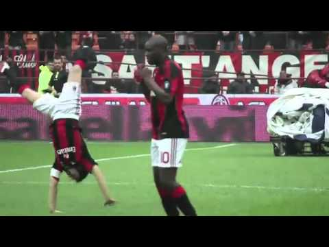 Little bit of humor! AC Milan & A.S Bari