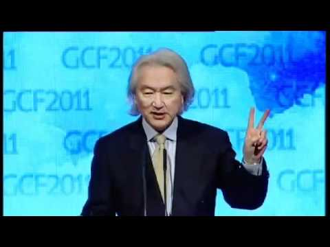 Michio Kaku Contact Learning from Outer Space