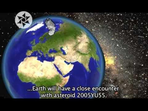 Arteroid will be really close to Earth - Fernando Correa