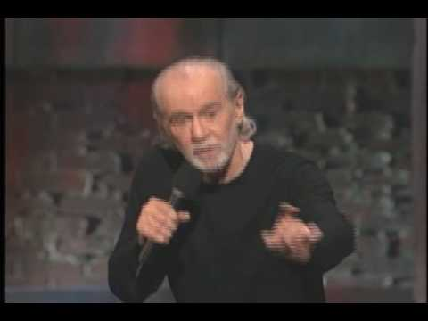 George Carlin - Religion is bullshit [HQ DVD-Rip]