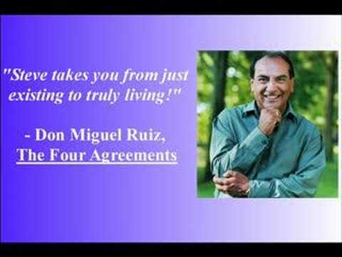 Don Miguel Ruiz - Voice of Knowledge part 1 of 5