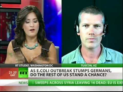 Deadly E. coli was engineered?