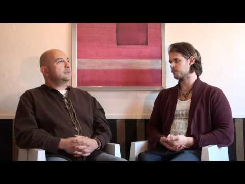 George Kavassilas and Henrik Sandberg - To Be Love [FULL HD Interview]
