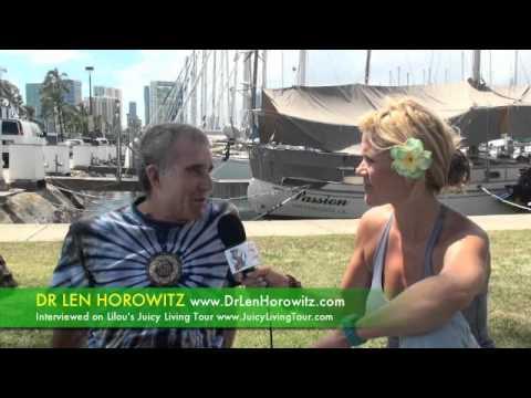 528 Hz Prosperity Key of LOVE - Dr Len Horowitz