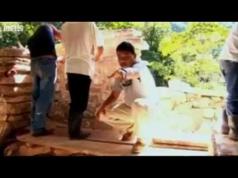 Camera Uncovers Mayan Tomb Secrets