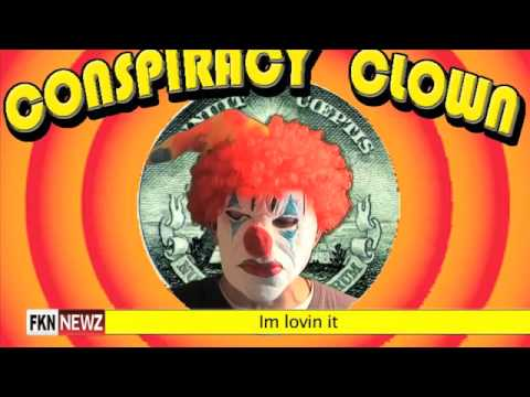 CONSPIRACY CLOWN - SYMBOLOGY OF ILLUMIINATI