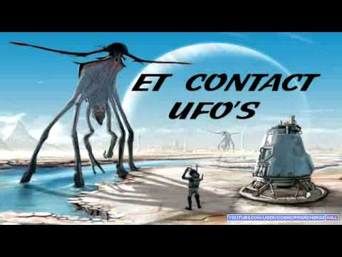 ET CONTACT - UFO'S part 1 with James Gilliland