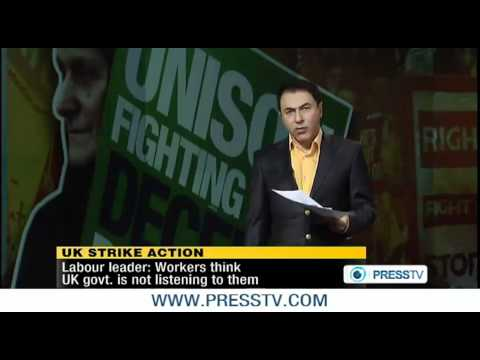 (the importance of) UK Strike Action-News Analysis-11-30-2011