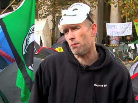 ANONYMOUS UK - Interview With Malcolm Blackman