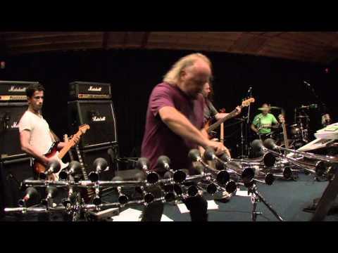 Bill Bailey's message to Metallica