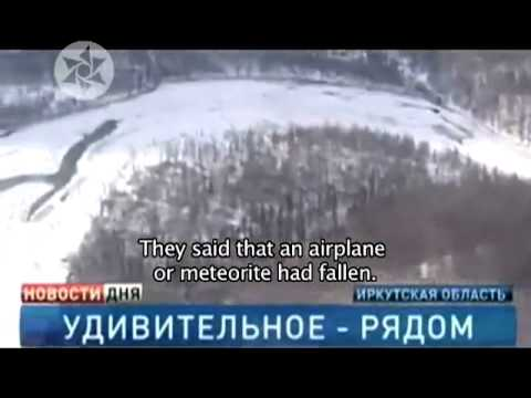 2011 UFOs seen on official news TV broadcast, Russia