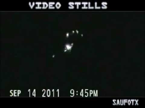 EXCLUSIVE!!***SEPT-14-2011 HUGE UFO CRAFT FILMED OVER SAN ANTONIO,TX***