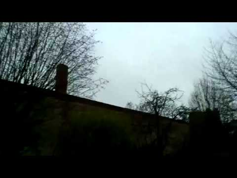 Strange noises January 20th 2012 - Earth groaning in Germany
