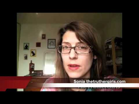 "Strange ""Earth groans"" Vinny Eastwood with Chris Greene & Sonia the Truther Girl Jan 19 2012"