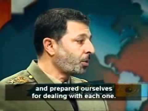 Iran - General Mousavi - How U.S Will be Dealt With if They Attack Iran.