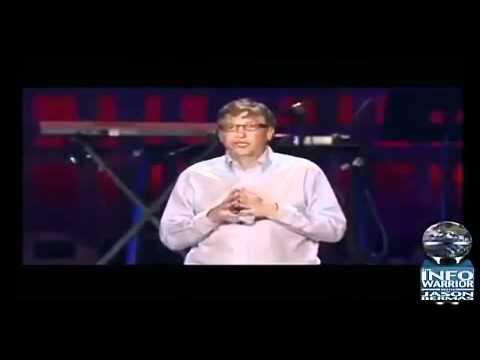 Jason Bermas Breaks Down Bill Gates's Eugenics Speech - Killing With Vaccines