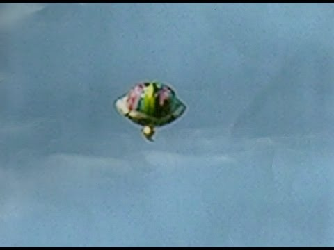 UFO Sightings Strange & Unusual Shaped Flying Saucer Pasadena California April 6, 2012