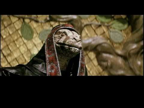 Reptilian Symbolism in Conan the Barbarian