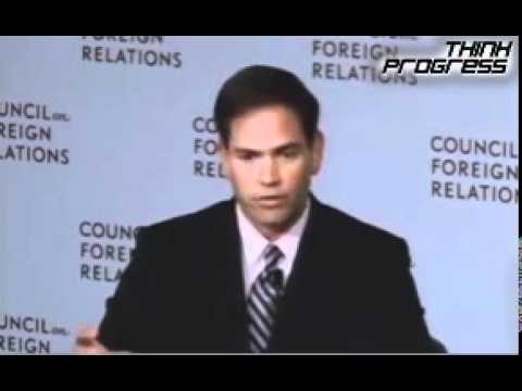 Rubio: We need to prepare public for war w Iran