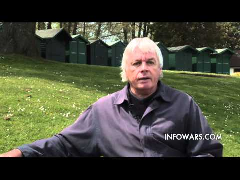 Infowars Exclusive: David Icke on how Bilderberg elites control society