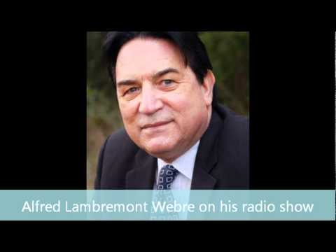 Alfred Lambremont Webre  : Bases on  Mars, EXOPOLITICS, NWO,& Earth's Moon