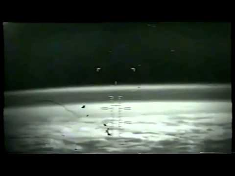 UFO Sightings leaked NASA footage UFOs in orbit