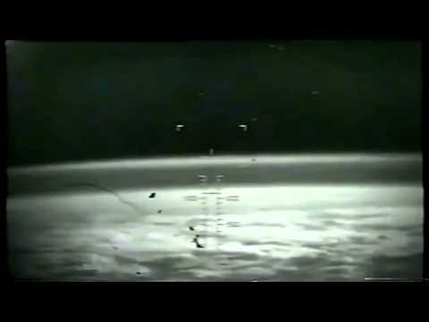 UFO Sightings leaked NASA footage UFOs in orbit