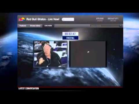 Felix Baumgartner World Record HD 1080p Red Bull Stratos