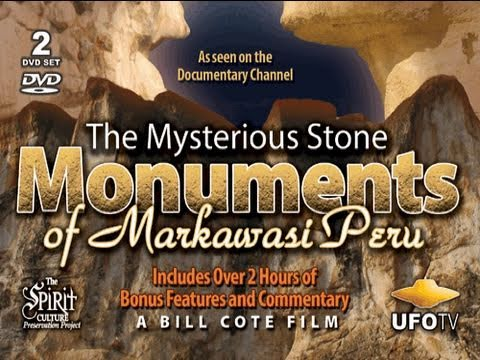 The Mysterious Stone Monuments of Markawasi Peru - Full Length Feature