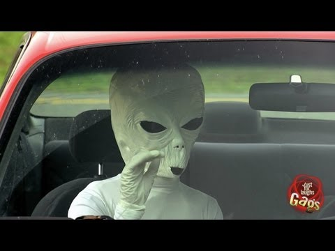 ET & Other - Just For Laughs Gags - Science Fiction Galore