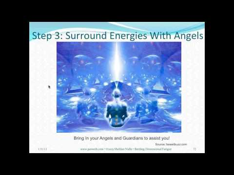 Sheldan Nidle Webinar 35: Battling Dimensional Fatigue-- Preview: Body Healing Meditation