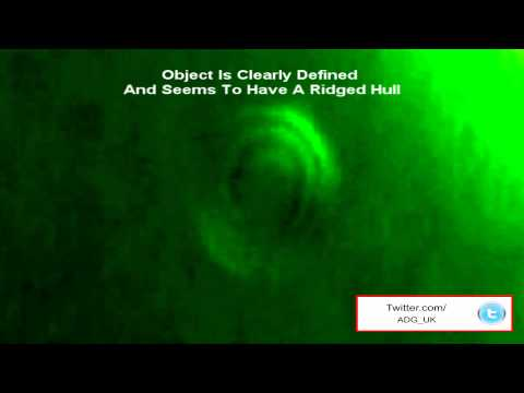 Stunning UFO Appears Next To Sun 2013 1080p Available