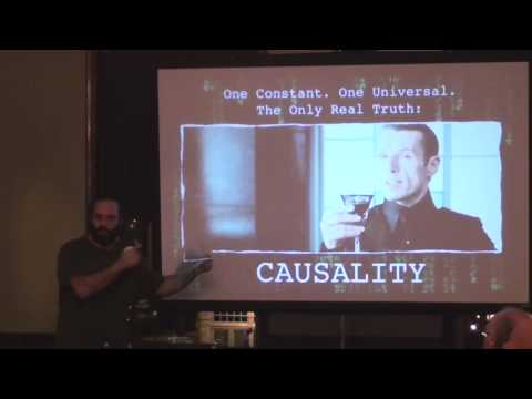 The Matrix Trilogy Decoded by Mark Passio