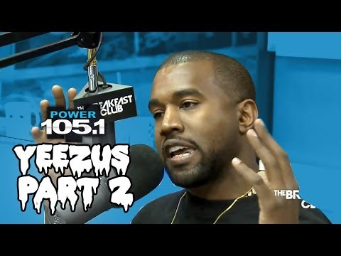 Kanye West Exposes The Illuminati, Says Small Group Of Billionaires Want To Enslave Us (Part 2)