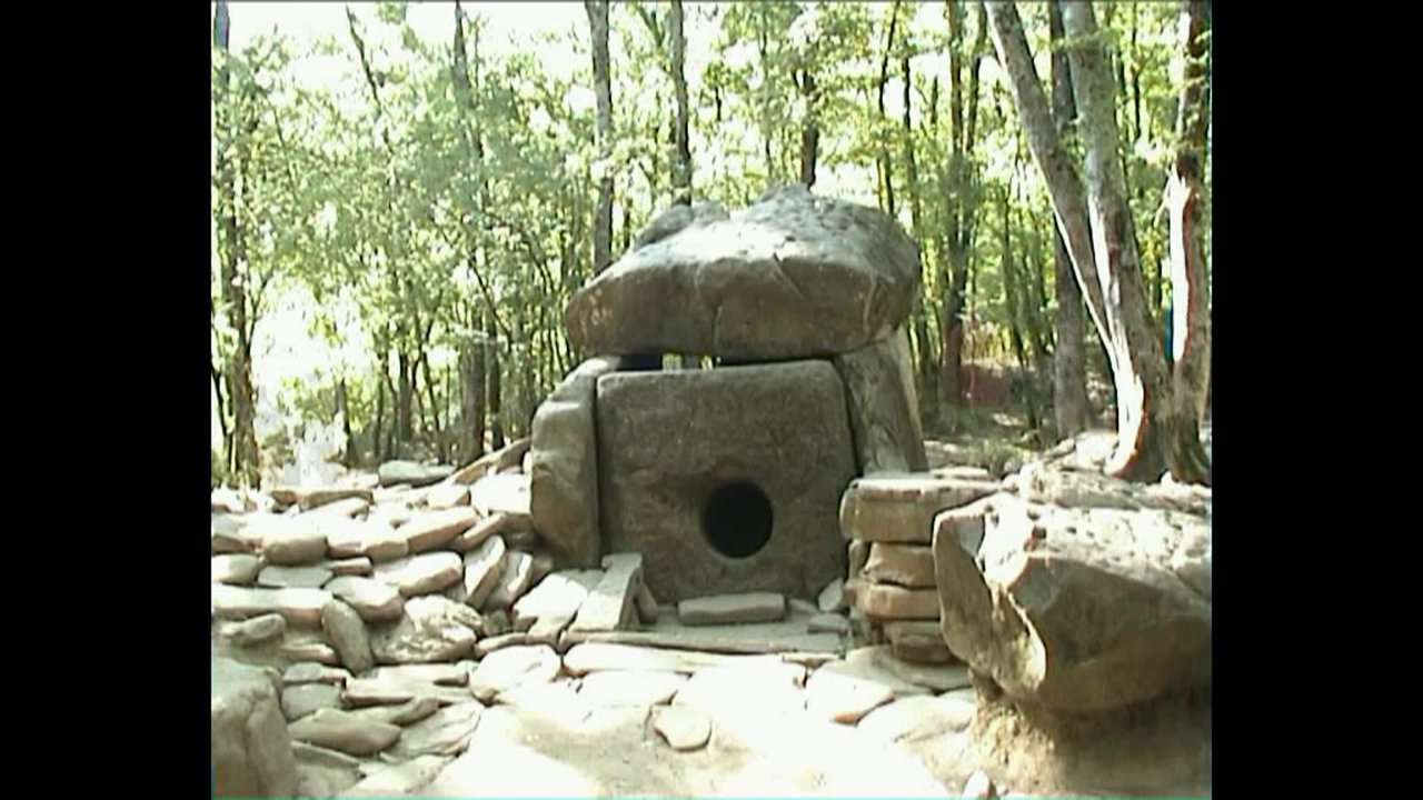 Sacred Russia. Dolmens of Northern Caucasus.