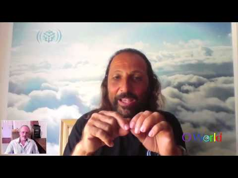 O World Project Interview with Nassim Haramein from The Resonance Project Foundation