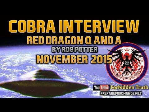 Cobra/Red Dragon Ambassador Q/A Interview - November 2015